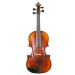 1/16 Rosalia Violin Outfit - Dart Woodshell Case - Composite Bow - Pro Arte Strings