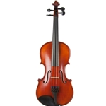1/4 Rosalia Violin Outfit - Dart Woodshell Case - Composite Bow - Pro Arte Strings