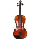 1/2 Rosalia Violin Outfit - Dart Woodshell Case - Composite Bow - Pro Arte Strings