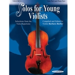 Barber Solos For Young Violists Vol 1