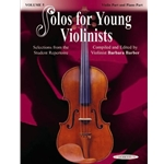 Barber Solos For Young Violinists Vol 5