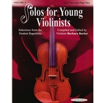 Barber Solos For Young Violinists Vol 2