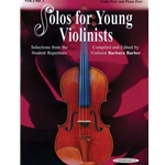 Barber Solos For Young Violinists Vol 3