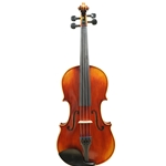 3/4 Rosalia Violin Outfit - Dart Woodshell Case - Composite Bow - Pro Arte Strings