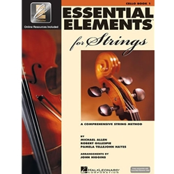 Essential Elements for Strings - Cello Book 1