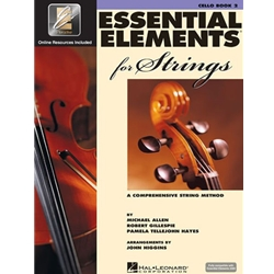Essential Elements 2000 For Strings - Cello Book 2