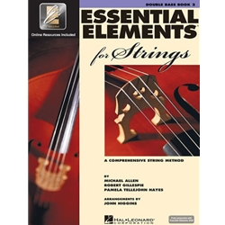Essential Elements 2000 For Strings - Bass Book 2
