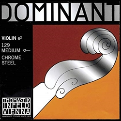 Dominant Violin E String - Ball End Or Loop End