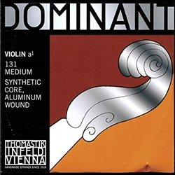 Dominant Violin A String - Aluminum Wound