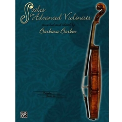 Barbara Barber - Scales For Advanced Violists